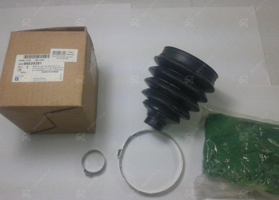 96639351 GENERAL MOTORS Пыльник шРУСа (гранаты) Каптива наружный (GM)
