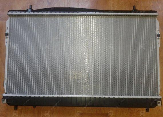 96553422 GENERAL MOTORS Радиатор охлаждения Лачетти 1,8 основной МКПП (GM)