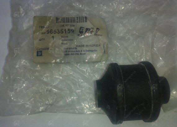 96535159 GENERAL MOTORS Сайлентблок заднего амортизатора Авео (GM)