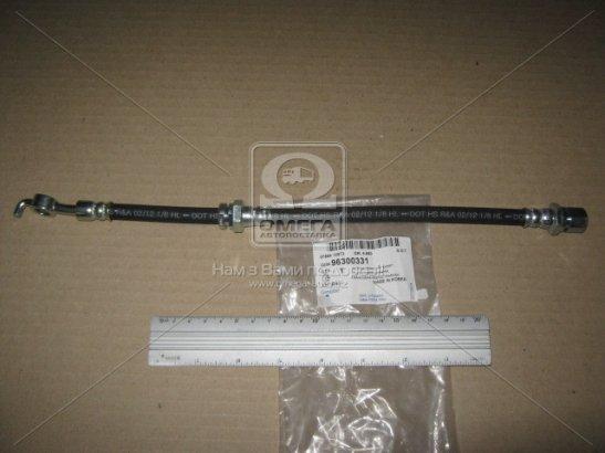 96300331 GENERAL MOTORS Шланг тормозной Нубира задний левый дисковые тормоза (GM)