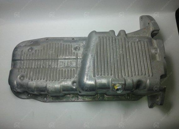 96481581 GENERAL MOTORS Поддон двигателя Ланос, Авео, Лачетти алюминиевый 1.5,1.6, 1.8 LDA (GM)