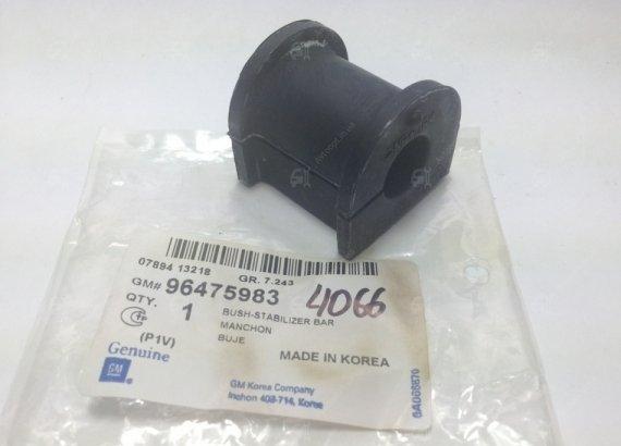 96475983 GENERAL MOTORS Втулка (подушка) стабилизатора заднего Эпика, Эванда (GM)