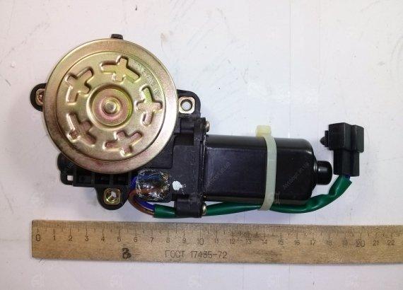96318491 GENERAL MOTORS Мотор стеклоподъемника Матиз М100 переднего правый (GM)