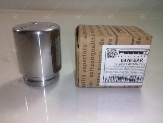 0476-EAR FEBEST Поршень суппорта тормозного заднего GALANT E55A/E75A 92-96  