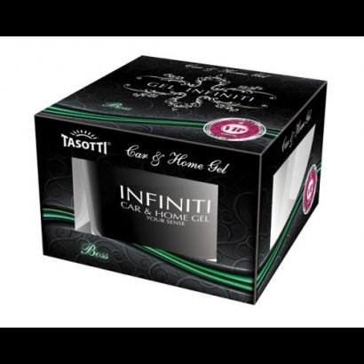 "Осв. воздуха Tasotti на панель ""Gel Infiniti"" Boss 50 ml - (48/16)"