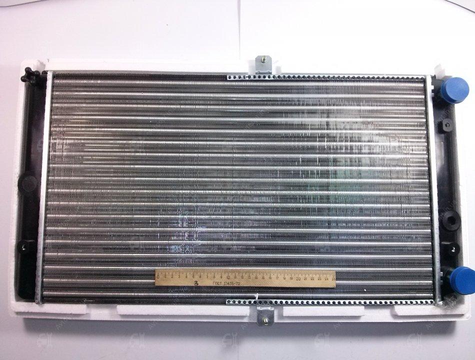 2110 ремонт своими руками радиатор