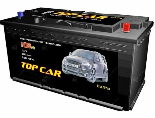 "Аккумулятор  Top Car ""Profi"" M3 6CT-100Ah L+ (1)"
